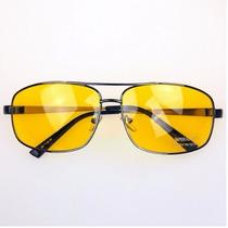 Óculos Anti - Reflexo - Para Dirigir Á Noite Modelo Italiano