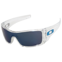 d2db22b4e óculos oakley jury distressed silver/ ice iridium