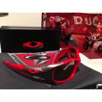Oculos Oakley Pitboss Ducati Rarissimo Original(n X Metal)