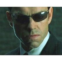 Óculos De Sol Agent Smith Matrix + Brinde + Frete Grátis