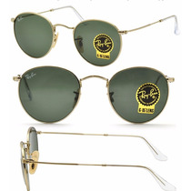 Oculos Rayban Rb3447 Redondo John Lenon Mega Oferta 35% Off