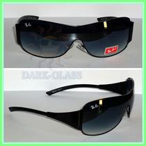 Óculos De Sol Rb3321 Máscara, Várias Cores