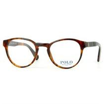Óculos De Grau Polo Ralph Lauren Acetato Tartaruga
