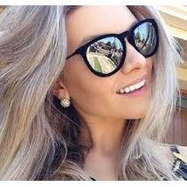 Óculos De Sol Erika Velvet Veludo Rayban Original