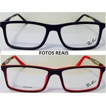Armação Óculos De Grau Ray Ban Varios Modelos Rayban Novo