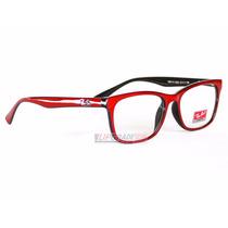 Armação Oculos Grau Rayban Rb5115 Masculino Feminino Barato