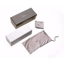 Kit Original Dior Case Christian Dior Completo Guarda Oculos