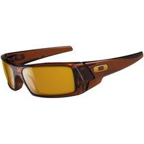 Oculos Oakley Gascan 03-472 Polished Rootber Bronze Original