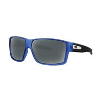 Óculos De Sol Hb Big Vert Matte Clear Blue Gray Lenses