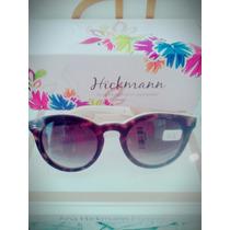 Óculos Solar Hickmann Hi9004 Proteção Uv Retro Gatinho