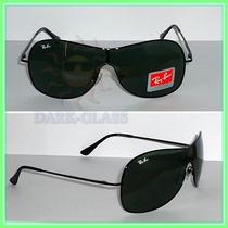 Óculos De Sol Rb3211 Máscara, Várias Cores