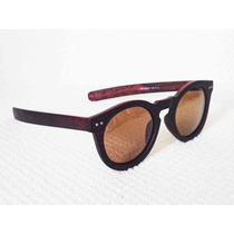 Oculos De Sol Feminino Masculino Estilo Madeira