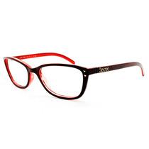 Armação Feminina Óculos De Grau Secret Estilo Retrô - 80031
