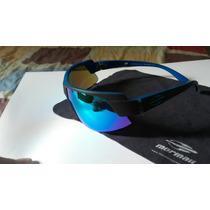 Óculos Mormaii Espelhado Azul