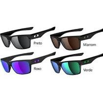 Oculos Two Face Polarizados + Brinde - Made Usa