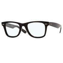 Armação Oculos De Grau Rb2140 Wayfarer - Temos Clubmaster