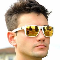 Óculos Holbrok Branco 24k Aproveite Frete Grátis