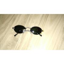 Óculos Solar Diferente Leve Pratico Pequeno Lente Oval