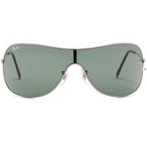 Oculos De Sol Rayban Rayban Aviador Rb3211 Original Novo