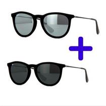 Óculos Erika Velvete Veludo Ou Fosco 2 X 1 Queima De Estoque