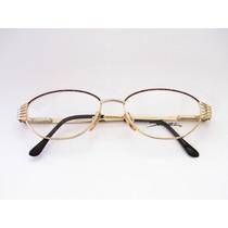 Armação De Óculos Feminina - Vintage Retrô Sebastian Color