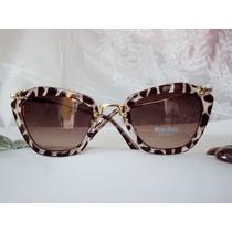Óculos De Sol Feminino Importado