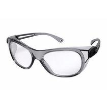 Óculos Armação De Segurança Grau Cinza