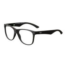 Armação Oculos Grau Mormaii Lances M1202a6053 Preto Escovado