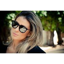 Óculos De Sol Ray-ban Rb4171 Veludo Espelhado Erika Velvet