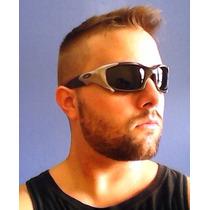 Óculos Ok Elite Pitboss Em X Metal, Lentes Polarizadas Hdo.