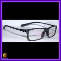 Óculos De Grau, Armação, Cor Cinza, Ref.: 8210