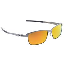Óculos Oakley Tinfoil Lead W/fire Iridium