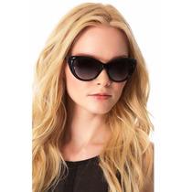 Oculos De Sol Pr Cat Eye Gatinho