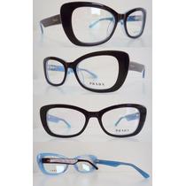 Armação Óculos De Grau Lançamento Acetato Gatinho - 5 Cores