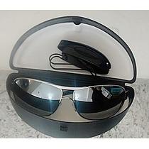 Oculos Estilo Aviador Espelhado Quadrado Proteção Uv 400