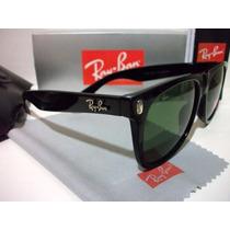 Oculos Ray Ban Wayfarer Espelhado 2140 Varias Cores Promoção