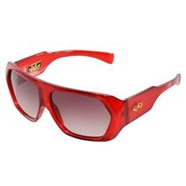 Óculos Masculino Evoke Amplidiamond Ruby Gold Gradient