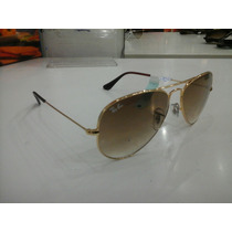 Ray Ban Aviador Large Metal, Rb3025, Lentes Degrade