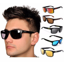 Óculos Holbrook Lente Espelhada + Garantia + Frete Gratís