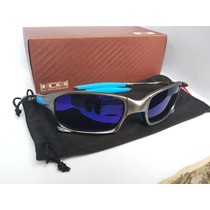 Oakley X Metal ,romeo 2 Juliet ,24k Azul Ice Thug