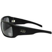 Oculos De Sol Hb Rocker Matte Black Gray Lenses