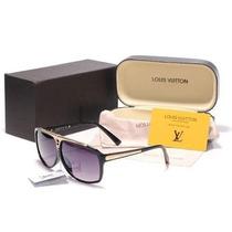 Óculos Louis Vuitton Evidence Original Frete Grátis E Brinde