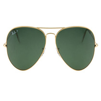 Oculos De Sol Ray Ban Aviador 3025 58mm Lente G15 Original