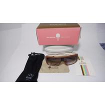 Oculos Evoke Original Amplifier Ice Cream Baunilha Brown