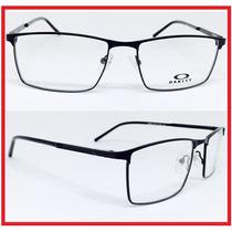 Armação Oakley De Grau Óculos De Grau Frete Gratis