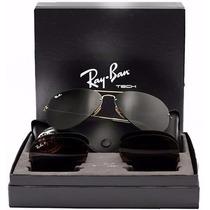 Óculos Rayban Tech Flip Out Rb3460 Troca Lentes - Original