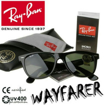 Óculos Ray Ban Rb2140 /54 G Wayfarer Unissex /todo Acetato