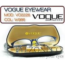 Vogue Armação P/óculos De Grau Mod. Vo2226