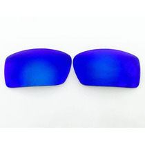 Lente Para Oculos Oakley Gascan Neon Blue