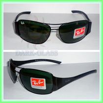 Óculos De Sol Rb3320, Lentes Escuras